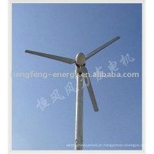 CE acionamento direto baixa velocidade baixa começando 5KW gerador de ímã permanente de torque turbina de vento Horizontal da linha central PMG