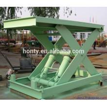 Elevador hidráulico de tijera CE / elevador hidráulico de garaje