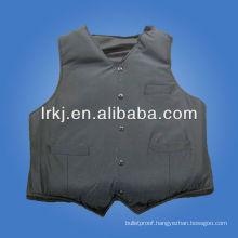 waistcoat underwear level 3a bullet proof vest