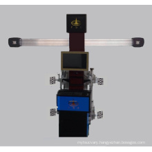 Truck 3D Four Wheel Positioning Instrument