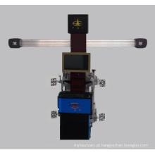 Instrumento de posicionamento de quatro rodas de caminhão 3D
