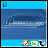 3mm clear sheet glass