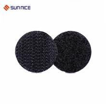 Prix d'usine durable crochet et boucle points auto-adhésif