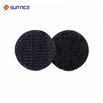Factory price durable hook and loop dots self-adhesive
