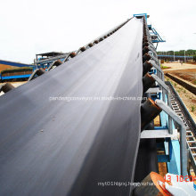Mining Downholes Use Flame Retardant PVC Conveyor Belting