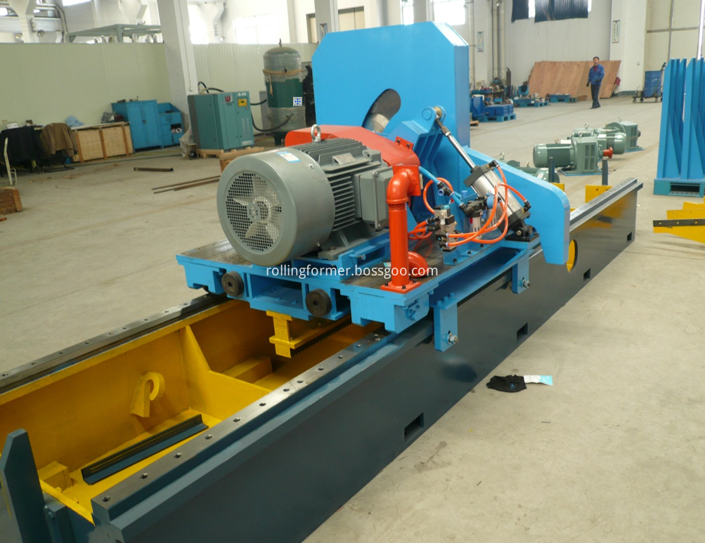 Tube rollformers induction welding tubes machine (4)
