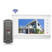 WiFi Tuya App Mobile Phone Unlock  Video Door Intercom Door Phone System