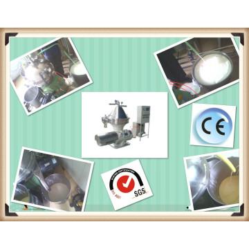 Máquina de extração de óleo de coco do Virgin do centrifugador do disco da eficiência elevada com baixo preço