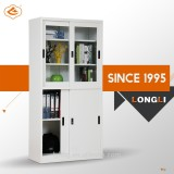 luoyang factory manufacture strong quality sliding door metal cabinet
