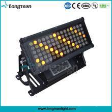Alta potência 450W Rgbaw Epistar LED cidade cor iluminação exterior
