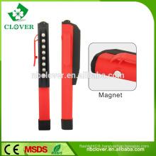 Every LED 13000-15000MCD 8 LED portable led magnetic work light