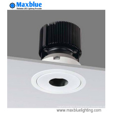 12W 24 Degree 80ra+ LED Downlights