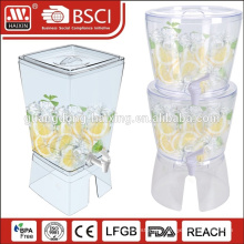 Plastic Bulk hot and cold water juice dispenser for sale