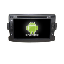 7inch android two din Car DVD Player for renault duster/logan/sandero With mirror link/TV/AM/FM/Bluetooth/USB/SD CARD/GPS