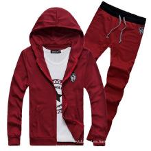 Traje de deporte de algodón hombre Sportwear en ropa toda la venta