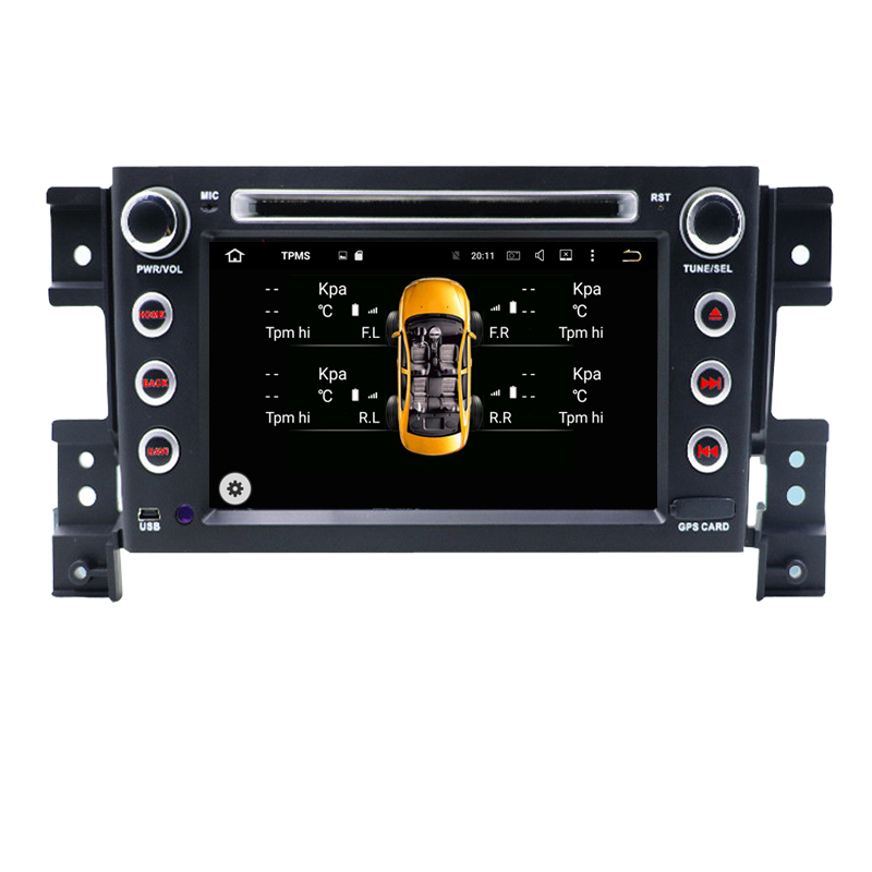 Autoradio for Suzuki Grand