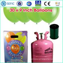 2014 baixo preço e alta qualidade cilindro de balão de hélio (GFP-13)