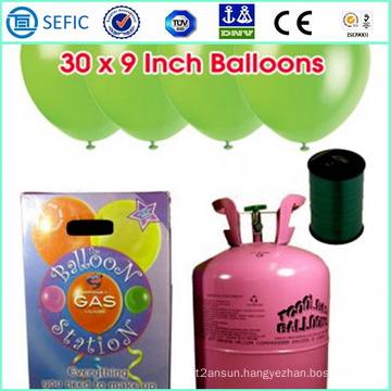 2014 Low Pressure Disposable Helium Tank with Helium Gas (GFP-13)