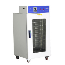 Small household electric rotating herb grains drying oven machine