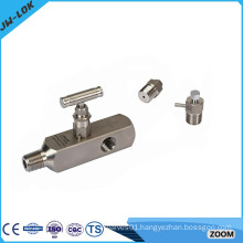 2013 hot sale gauge root valve, muti port gauge valve