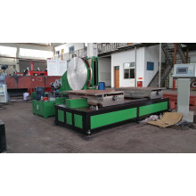 Workshop Polygonal Fitting Welding Machine