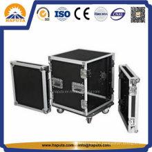 19′′ 12u noir Rack Case à équipement (HF-1326)
