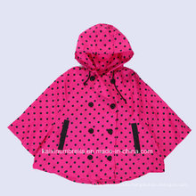 Children Used Waterproof Rain Coat