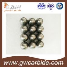 Uso de brocas de carboneto de tungstênio para perfuração e rocha