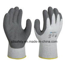 Latex Work Glove of Winter Liner (LY3011)