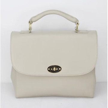 Modern Retro Trendy PU Ladies Satchel Väskor