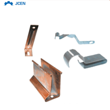 ISO9001 furniture assembly hardware clip stamping part for automotive precision galvanized metal stamping parts