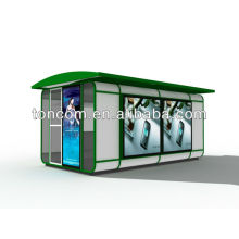 BKH-1B outdoor furniture for retail kiosk customized