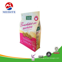 Flat Bottom 3 Layers Laminated Nuts Packaging Bag