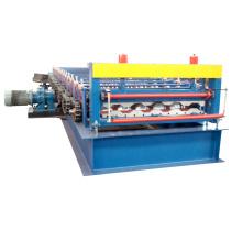 Behälter-Verbundplattenrahmen-Eisendachplattform ibr Blech-Dach-Rollenforscher / machende Formungsmaschine für Autoverkleidung