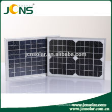 Mini Monocrystalline Silicon 30v Solar Panel