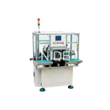 Автоматическая машина для обмотки статора с двумя рабочими станциями с двумя поляками