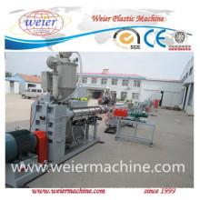PPR-Wasser-heiße kalte Rohr-Fertigungsstraße-Maschinen-Herstellung