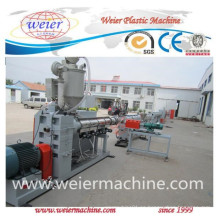 Producción de máquina de producción de tubería fría de PPR Water Hot