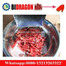 Machine de coupe automatique de tige de chili fraîche et sèche