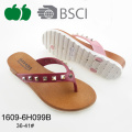 Top Quality Outdoor Lady Fashion Flip Flop