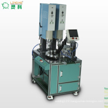 Automatic Welding Machine with The Turned Plate