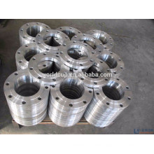 Bride en acier au carbone ANSI BS DIN En1092-1 JIS