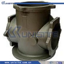Tubería de gran tamaño de hierro fundido para dragado y proyecto marino (USD-3-004)