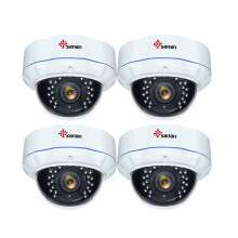 Telecamera di rete CCTV 5mp Dome Waterproof