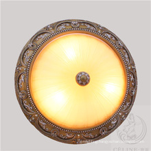 Resin Ceiling Lamp for Home Decoration (SL92676-3)