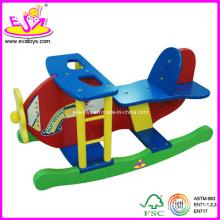 2014 Nouveau jouet en bois pour enfants en bois, populaire jouet en bois coloré pour enfants, jouet à bois à bascule pour bébé W16D001