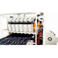 pp pe techo teja la línea de producción o azulejo que hace la máquina de reciclaje