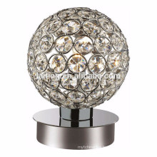 Mini globe crystal ball table lamp lighting 12222