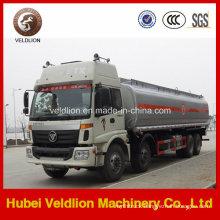 8*4 Auman Euro3 30-35 Tons Tanker Truck