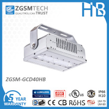 High Quality Outdoor Waterproof 40W Industrial LED High Bay Retrofit